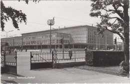 AK - Wien, SÜDBAHNHOF (Süd-Ost-Bahnhof) Am Wiedner Gürtel 1963 - Vienna
