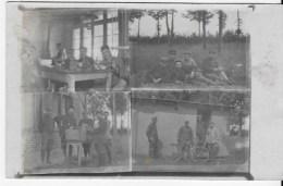 CPA  Carte  Photo 1914 1918 - Oorlog 1914-18