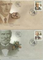 SRB 2014-565-6 SCIENTISTS, SERBIA, 2FDC - Geologie