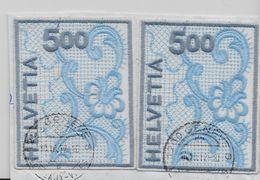 2 Series De Suiza Nº Yvert 1654 (o). - Switzerland