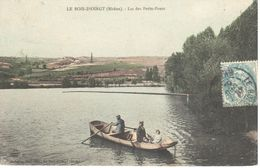(69) Rhône - CPA - Le Bois D'Oingt - Lac Des Petits Ponts - France