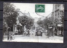 Cabourg - L'avenue De La Mer (automobile) - Cabourg