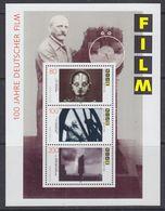Germany 1995 100J. Deutscher Film M/s ** Mnh  (GERM 202E) - [7] West-Duitsland