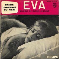 "B-O-F  Michel Legrand  ""  Eva  "" - Soundtracks, Film Music"