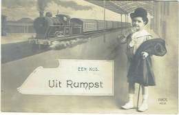 Rumst. Een Kus Uit Rumpst. Trein/Train. - Rumst