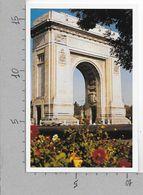 CARTOLINA NV ROMANIA - BUCAREST - The Triumph Arch - 11 X 16 - Romania