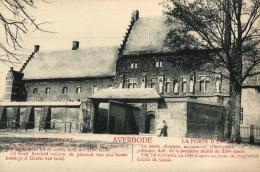 BELGIQUE - BRABANT FLAMAND - SCHERPENHEUVEL-ZICHEM - AVERBODE - Ingangspoort - La Porte D'entrée. - Scherpenheuvel-Zichem
