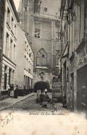 BELGIQUE - ANVERS - ANTWERPEN - La Rue Des Crabes. - Antwerpen