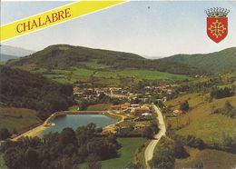 CHALABRE   VUE GENERALE - France