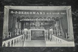 587    H.J. Berchmans Bid Voor Ons - Diest