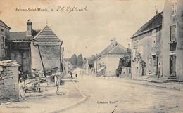 FRESNES SAINT MAMES - Grande Rue - Other Municipalities