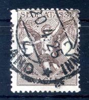 1924 REGNO N.5 USATO - 1900-44 Vittorio Emanuele III