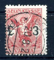 1924 REGNO N.6 USATO - 1900-44 Vittorio Emanuele III