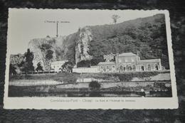 591   Comblain-au-Pont - Scay - La Gare Et L'Auberge De Jeunesse - Comblain-au-Pont
