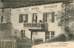 LAX  HOTEL EPICERIE MATHA - France