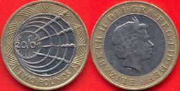 Great Britain UK 2 Pound 2001 VF  - Commemorative - - 1971-… : Decimal Coins