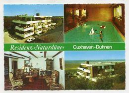 "GERMANY - AK 314799 Cuxhaven - Duhnen - Residenz ""Naturdüne"" - Cuxhaven"