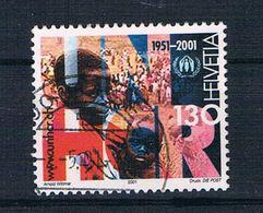 Schweiz 2001 Mi.Nr. 1749 Gestempelt - Switzerland