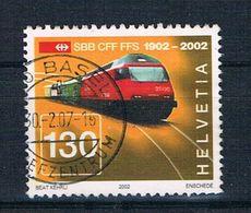 Schweiz 2002 Mi.Nr. 1781 Gestempelt - Switzerland