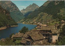 Berzona - Valle Verzasca - Ristorante Al Lago - Photo: Bustelli-Rossi - TI Tessin