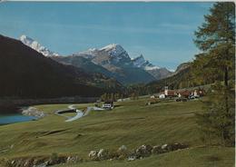 Sufers An Der San Bernardinroute Mit Piz Tambo, Guggernüll Und Einshorn - Photo: Geiger - GR Grisons