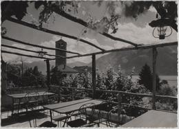 Ristorante Campagna Grotto-Albergo Locarno-Minusio - Photo: W. Steck - TI Tessin