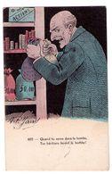 F122 - Satyrique - Signée : A.P.Jarry - Contre Le Pouvoir Des Riches - N°693 - - Satiriques