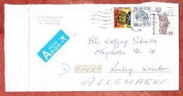 Brief, MiF Norbertus U.a., Bruessel Nach Leonberg 2014 (46408) - Briefe U. Dokumente