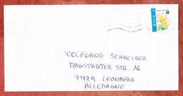 Brief, EF Tulpe, Liege Nach Leonberg 2013 (46409) - Briefe U. Dokumente