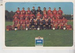CALCIO SOCCER FOOTBALL SQUADRA ROMA INA ASSITALIA - Calcio