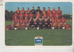 CALCIO SOCCER FOOTBALL SQUADRA ROMA INA ASSITALIA - Soccer