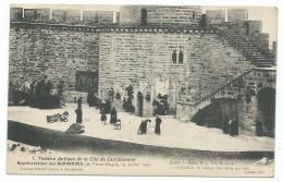 CPA REPRESENTATION DES BURGRAVES, THEATRE ANTIQUE DE LA CITE DE CARCASSONNE, AUDE 11 - Carcassonne