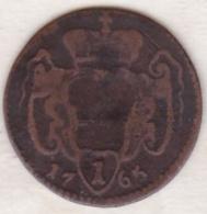 Austria. 1 Pfennig 1765. Maria Theresia . KM# 1979 - Austria