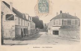 78 - ACHERES - Rue Coffinières - Acheres