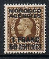 MAROS ANGLAIS N°30 N** - Morocco Agencies / Tangier (...-1958)