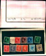 85905) Gran Bretagna-lotto Di Francobolli Di GiorgioVI-MNH** - 1902-1951 (Re)