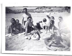 MARSEILLE  LA COURONNE  EN FAMILLE  AOUT 1939  PHOTO ANIMEE - Lieux