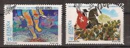 España U 3719/20 Fiestas. 2000 - 1991-00 Oblitérés