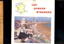 Livret Touristique : LES SABLES D'OLONNE Vendée - Tourism Brochures