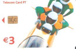 Portugal - Phonecard/ Telécarte Telecom Card /    --    2005 - Portogallo