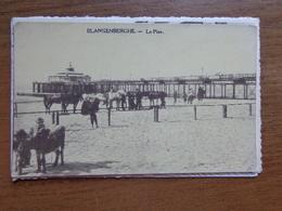 De Pier In Blankenberge --> Onbeschreven - Bredene