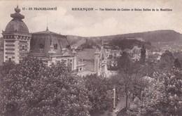 BESANCON VUE GENERALE DU CASINO ET BAINS SALINS DE LA MOUILLERE (dil342) - Besancon