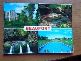 Beaufort (Chateau, Hallerbach, Schiessentumpel, Piscine) --> Written 1965 - Echternach