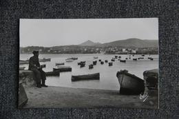 FONTARABIE - Le Port Et Vue Sur HENDAYE - Espagne