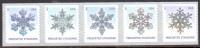 USA 2013 - Flocons De Neige / Snow Flakes - Roulette ** - Roulettes