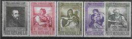 1964 VATICAN 405-09 ** Michel-Ange - Ungebraucht