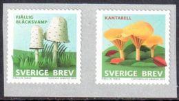 Suède 2015 Champignons ** - Suède
