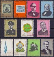 Rep. De HONDURAS :1966: Y.PA361-78 Dentelled/neufs/MNH : ## Centenary Of The Postal Stamp ## : ROWLAND HILL,STAMP On ... - Honduras