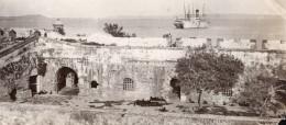 Colombie Carthagène Des Indes San Fernando De Bocachica Ancienne Photo GJ Becker 1910's - Places