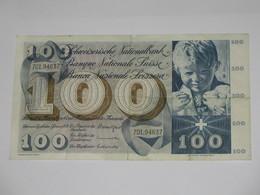 100 Francs SUISSE 1970 - Banque Nationale Suisse - Schweizerische Nationalbank **** EN ACHAT IMMEDIAT **** - Suiza